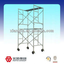 electric galvanized steel frame system construction scaffolding for sale