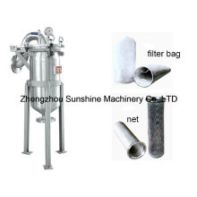 Stainless Steel Cooking Oil Filter Machine Sesame Bag Filter Press