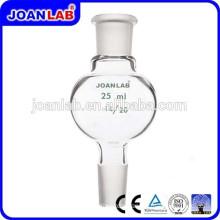 Joan Laboratory Glassware Distilling Apparatus Distilling Bulb, Kugelrohr Bulb Supplier