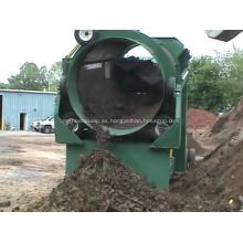 Planta de lavado de trommel de oro de alta eficiencia en venta