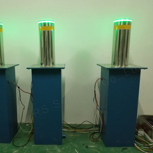 High Security Full Auto Hydraulic Rising Bollards System