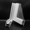 Plastic Extrusion uPVC Profiles For Windows