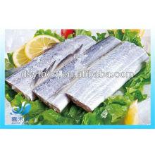 Bife de Peixe com Fígado Congelado