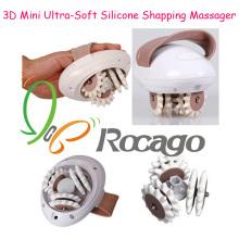 Rocago Massageador de Silicone Ultra-Soft Shapping (B022)