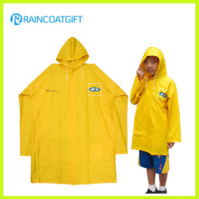 Custom Brand PVC Kids Raincoat