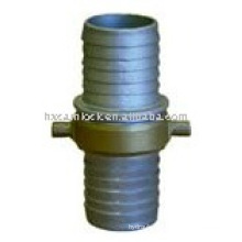 Aluminum With Brass Swivel Female Pin Lug Coupling