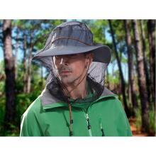 Anti-Moskito-Jacke Kleidung Anzüge Head Net