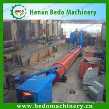 Chine meilleur fournisseur séchoirs à tambour de sciure rotative industrielle pour faire des pellets / séchoirs pour pellets 008613343868847