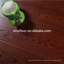 Plancher en bois massif à trois couches ENVOYER UN BOIS ANTIQUE EN BOIS