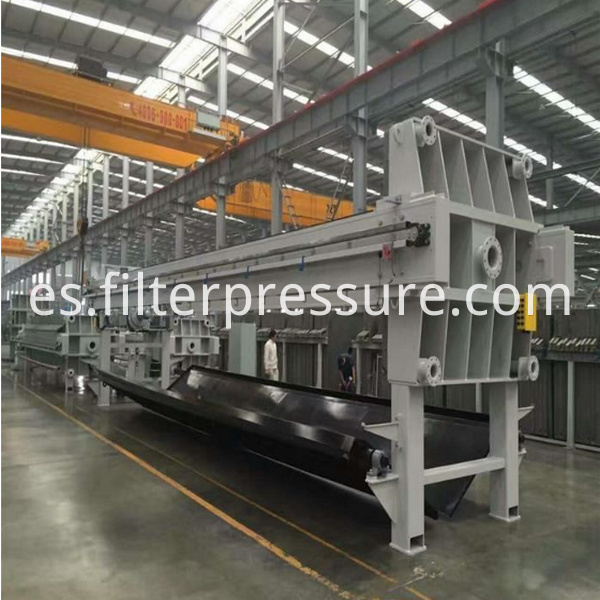 Dewatering Plate Filter Press