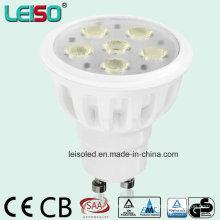 Projecteur LED Epistar 480lm de taille standard (LS-S505-GU10-EWW / EW)
