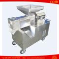 Máquina de desenho de coco de aço inoxidável combinada com máquina de imprensa de coco