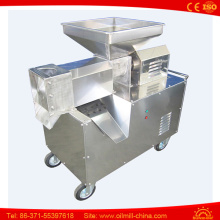 Stainless Steel Coconut Drawing Machine Matched with Coconut Press Machine