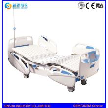 Электрический ICU / Уход Многофункциональный с весом системы Медицинское оборудование Медицинская кровать