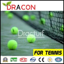 Herbe artificielle pour le gazon multi usage de terrain de tennis (G-2045)