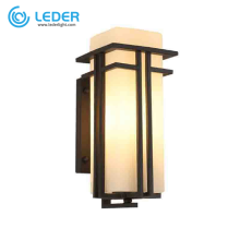 LEDER Colorful Outdoor Wall Lamp