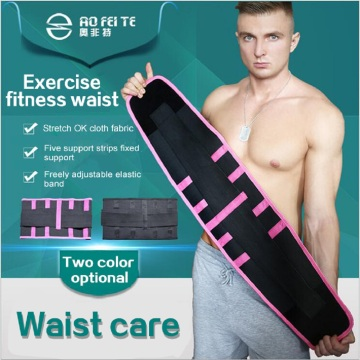 Slimming waist shaper trimmer belt latihan kebugaran