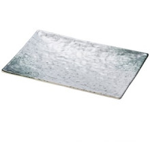 "Melamine""Celadon"" Series Rectangle Plate/Melamine Dinnerware (AMY-8014)"