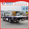 JAC 4x2 4ton carrying capacity rotator tow trucks sale