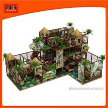 Children Dinosaur Indoor Playground para Centro de Entretenimento