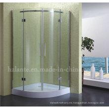Europa diseño de acero inoxidable marco simple ducha (LTS-012)