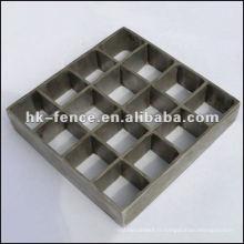 1 grille de grille de grille de torsion d'acier