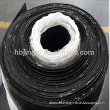 Nylon cloth insert rubber sheet