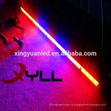 NEUE bernsteinfarbene weiße rote blaue LED-LICHTLEISTE für ATV-Jeeps