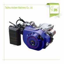 Mini motor generador de 6.5HP (168F)