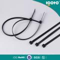 Lazo de cable de nylon autoblocante modificado para requisitos particulares durable respetuoso del medio ambiente