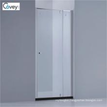 Adjustable Semi-Frameless Shower Screen/ Australian Standard Shower Door (CVP025-3)