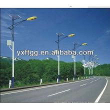 Poste de iluminación de calles