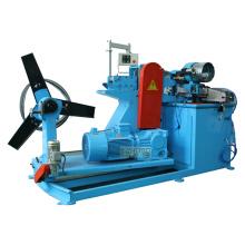 HAVC Spiro Runde verzinkte Rohr Rohrmaschine Maschine