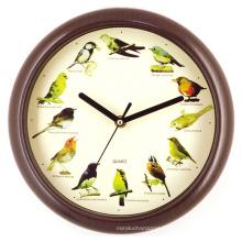 10 inch Reloj de Pared Antique Musical Wall Clock home decoration