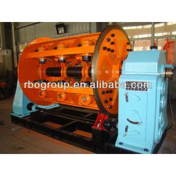 estrutura rígida do cabo máquina de torção