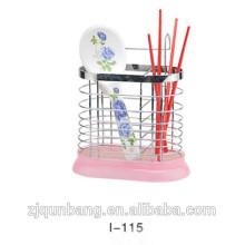 Melhor qualidade Preço mais baixo Metal Wire Kitchen Chopsticks Holder