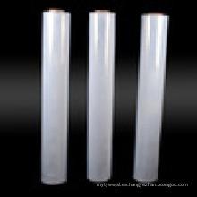 Película de estiramiento de mano de baja densidad