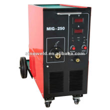 Wire Feeder Compacted Inverter MIG200 and MIG250 Welding Machine