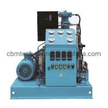 Oil Free Oxygen Compressor Oxygen Booster Filling System