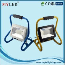 2016 New Design Portable 12w/20w/30w Led Floodlight Ip65 Waterproof Outdoor Lighting Led Flood lights Approval CE/Rohs