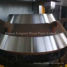 Manta, Concave Bowl Liner para Cone Crusher High-Manganese Steel