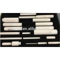 0.005mm tolerance mirror polish alumina zirconia ceramic piston plunger column