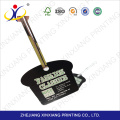 Customized size!Eco-friendly best price superior quality clothing hang tag