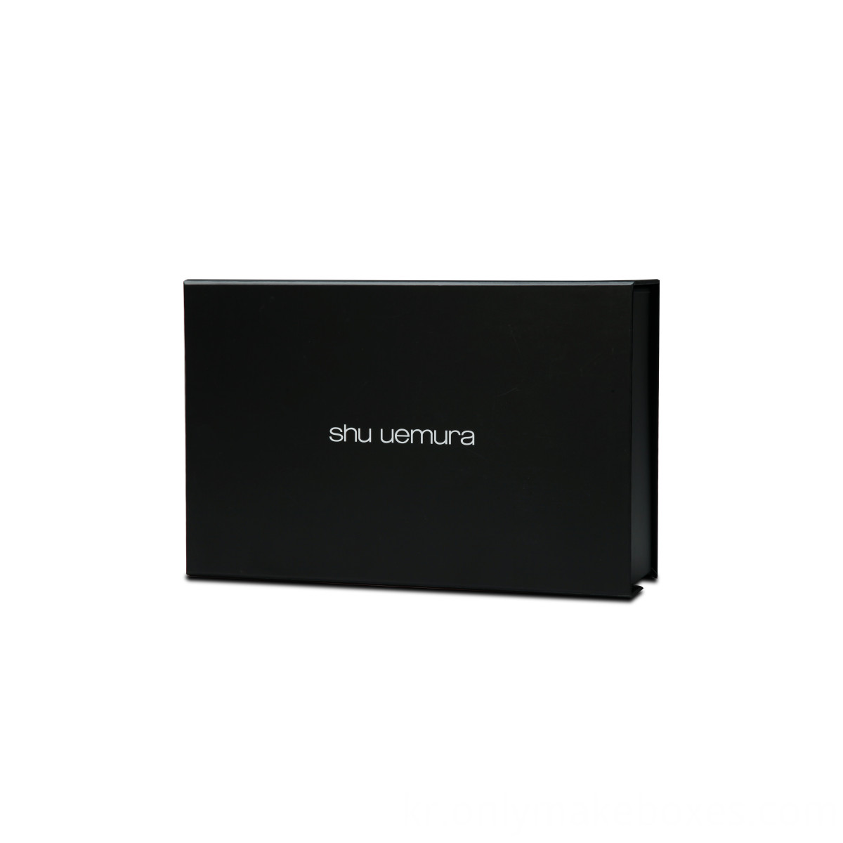 Balck Collapsible Box with side way folding and magnet closure