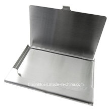 Brushed Steel Card Holder for Promotions (BS-S-003)