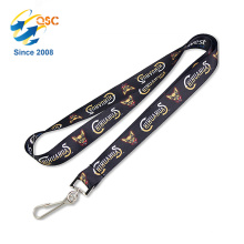 Free Sample Wholesale Good Prices Custom Beautiful Heat Transfer Lanyard
