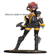 Factory ICTI Plastic Whoelsale Customed Mini Sexy Action Figure Toy