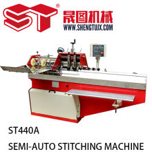 Semi-Auto Saddle Stitching Machines