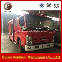 120 PS 500-1000 Gallonen Wasser und Schaum Feuerwehrautos