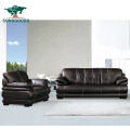 Hotel Modern Leather Sofa Furniture Sofa Set Double Sided Sofa